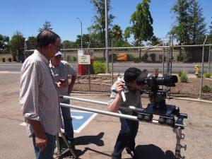Production d'une vidéo corporative